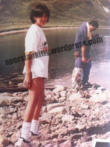 دوران نوجوانی آیلار دیانتی لی در نروژ