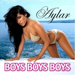 ترانه پسرها، پسرها، پسرها با صدای آیلار
